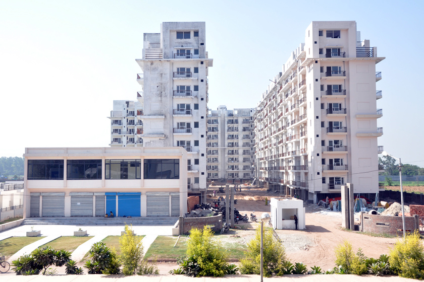 Sushma Urban Views Zirakpur